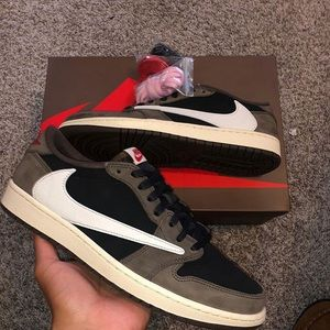 Travis Scott lows